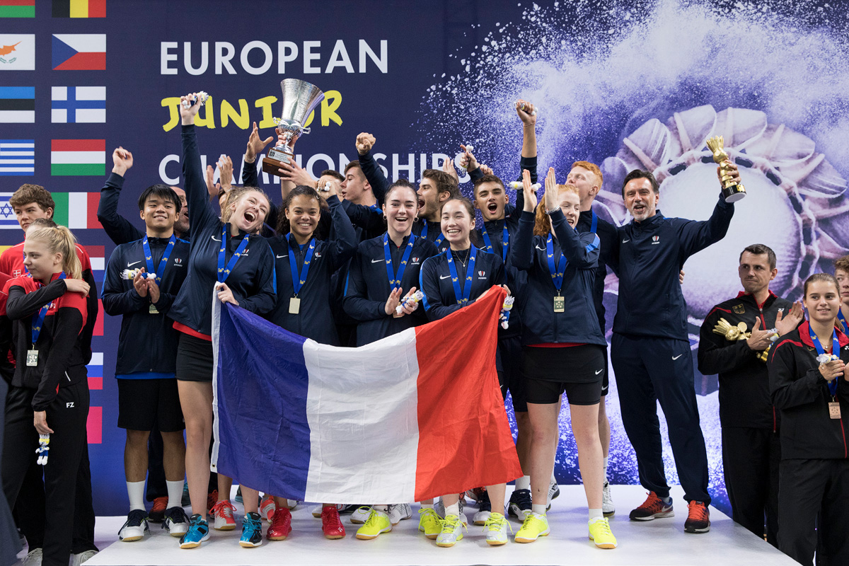 European Junior Badminton Championships